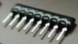 Rsip= 3K3x8A/ 0W125 2% Uniroyal Electronics Global